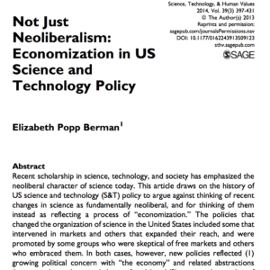 "Reading ""Not just neoliberalism…"""